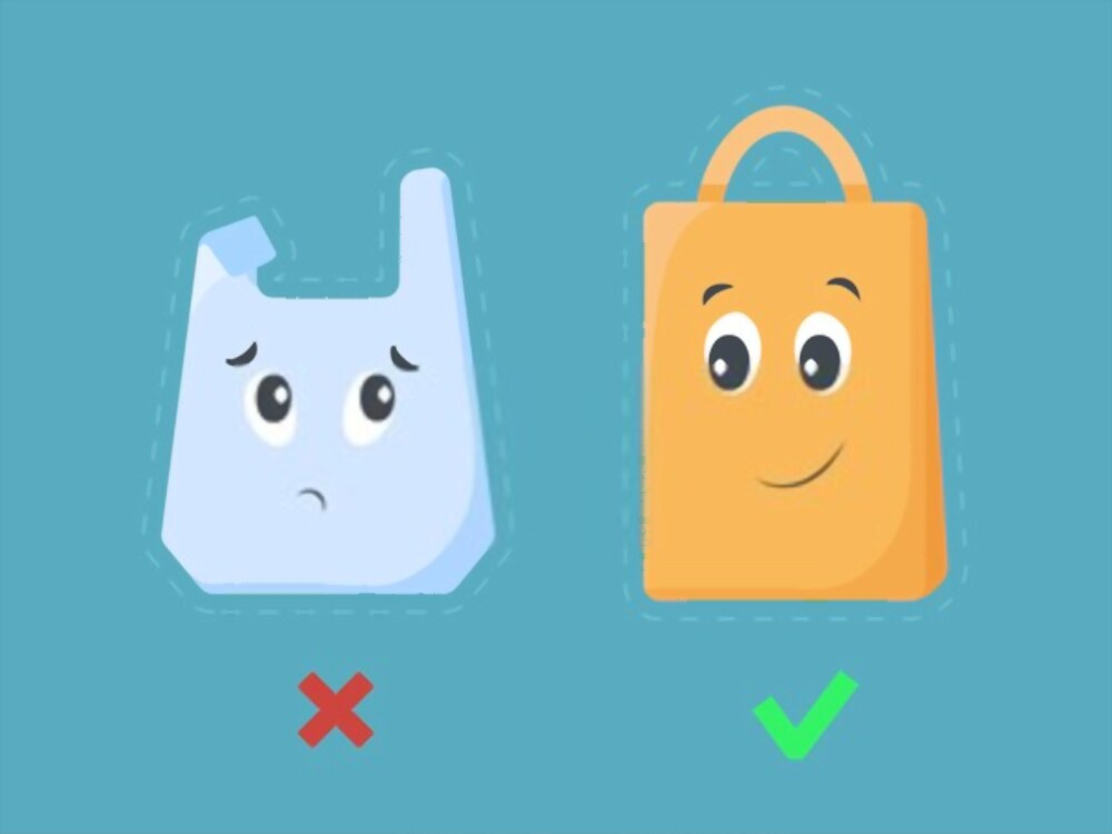Motivations to Ditch Plastic and Paper Bags and Start Using Reusable Produce Bags?